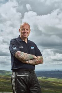 West Yorkshire Advanced Motorcyclists - Chris Dunn (Vice Chairman)